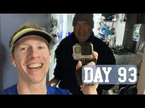 Trinity 5K Run And Minimal Meters | Day 93