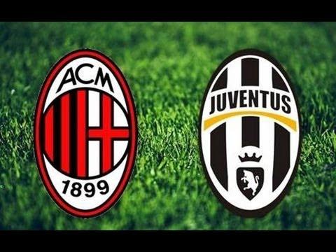 Ac milan vs juventus penalties robinho tim for Ac milan juventus
