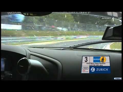 24H Rennen Nürburgring 2012 Zusammenfassung Sport 1