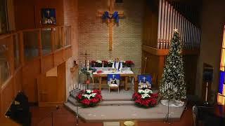 4:00 pm Christmas Eve Service