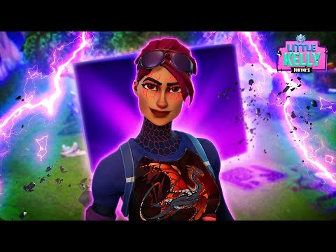 THE CUBE TURNS LITTLE KELLY EVIL - Fortnite Short Film