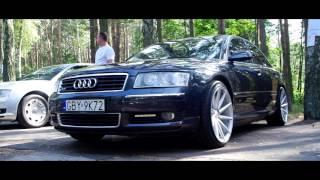 II Ogólnopolski Zlot Audi A8team  w Ślesinie  09-11.09.2016