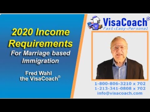 Income Requirements For Immigration: 2020