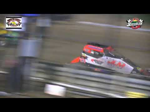 North East Wingless Sprint Highlights New Egypt Speedway April 21st, 2018