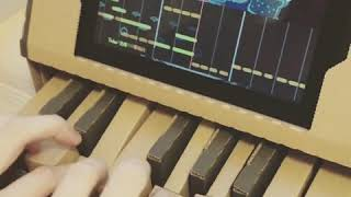 Playing Piano with Nintendo Labo