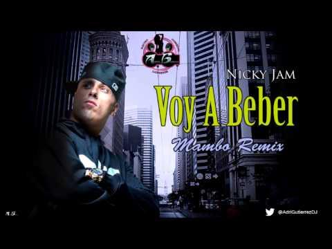 Nicky Jam – Voy A Beber (Adrián Gutiérrez Mambo Remix) Agosto 2014