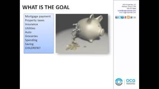 Creating Financial Freedom from Rental Real Estate 02/24/2016