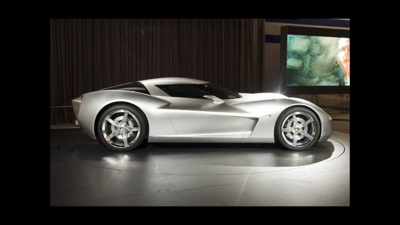 2014 Corvette Stingray Concept - YouTube