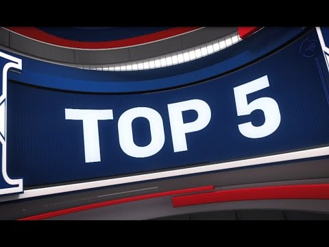 Top 5 NBA Plays of the Night: April 16, 2017