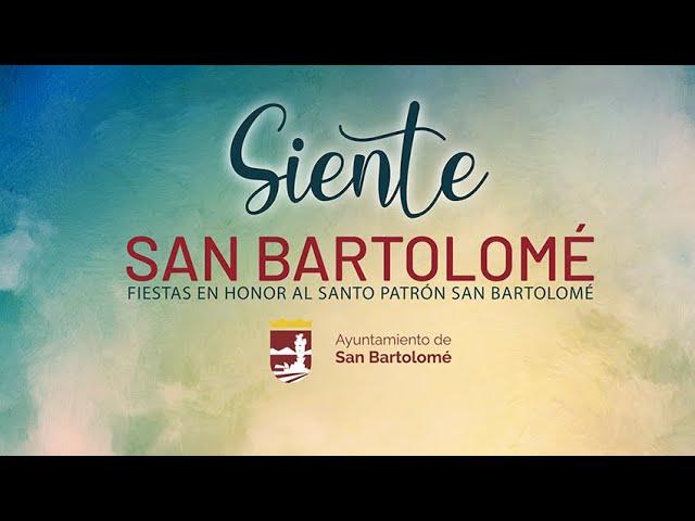 Siente San Bartolomé - Fin de fiesta