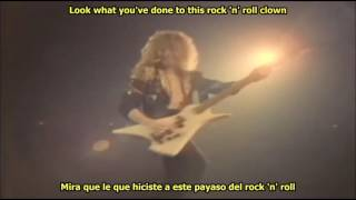 Def Leppard - Photograph (Lyrics/Subtitulos Español)