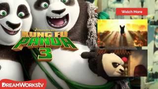 Мультфильм Кунг-фу Панда 3 (2016) в HD смотреть трейлер