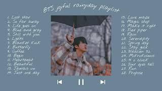[NO ADS!] BTS joyful rainyday playlist 2020