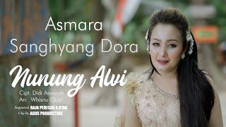 ASMARA SANGHYANG DORA (Clip Orisinal) VOC Nunung Alvi