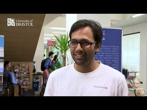 University of Bristol welcomes international students