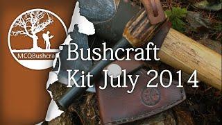 MCQBushcraft Equipment: My Full July 2014