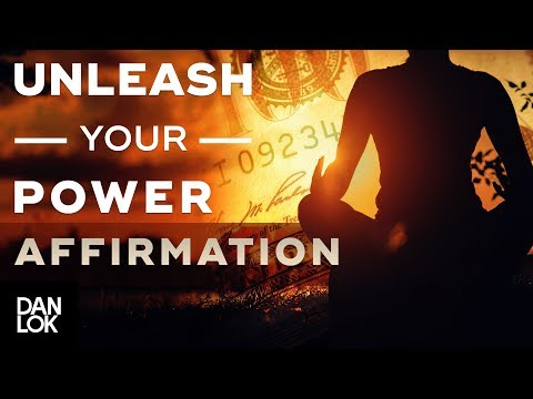 Millionaire Mindset - Daily Power Affirmations - Unleash Your Personal Power
