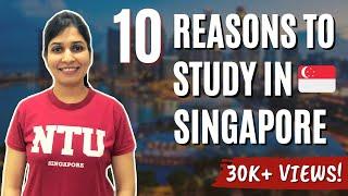 Why you should study in Singapore   NTU, NUS, SUTD, INSEAD, SMU   by NTU Singapore postgrad