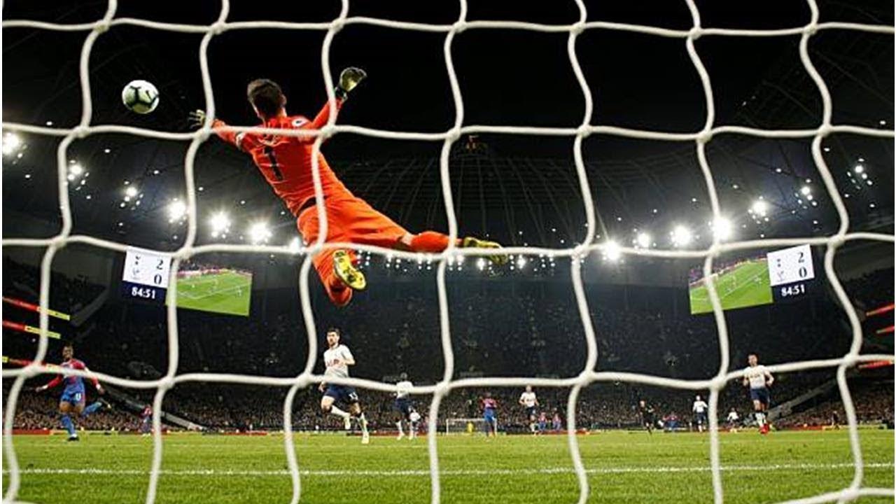 Spurs petik kemenangan vital di stadion baru