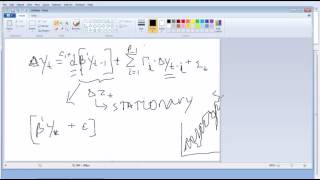 how far and wide a cointegration Cointegration is a statistical property possessed by some time series data that is defined by the concepts of stationarity and the order of integration of the.