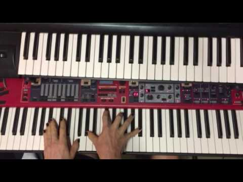 Piano/Keyboard chords tutorial - Latch - Disclosure - YouTube