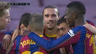 Barselona - Betis 5:2   Golovi sa Utakmice   SPORT KLUB FUDBAL