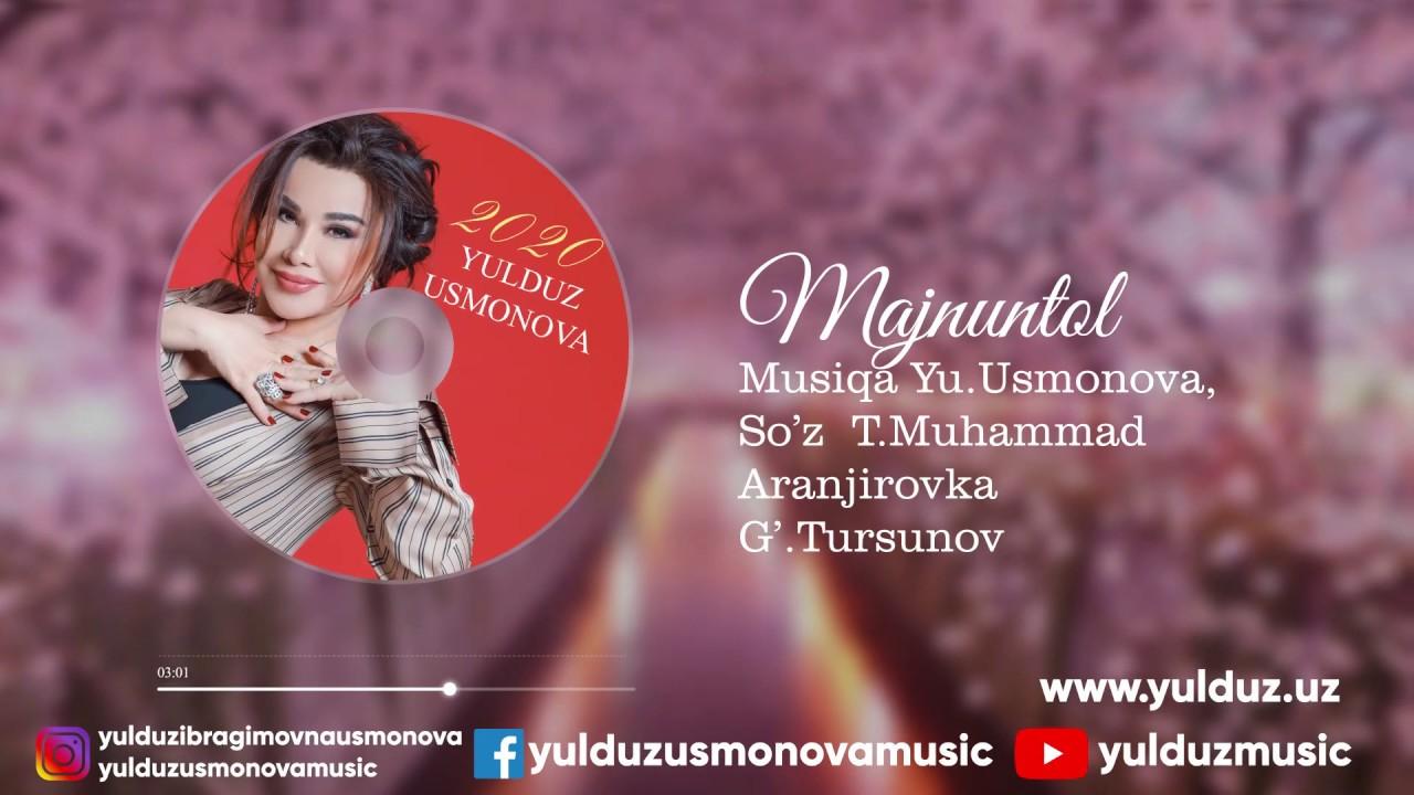 YULDUZ USMONOVA -MAJNUNTOL(2020)