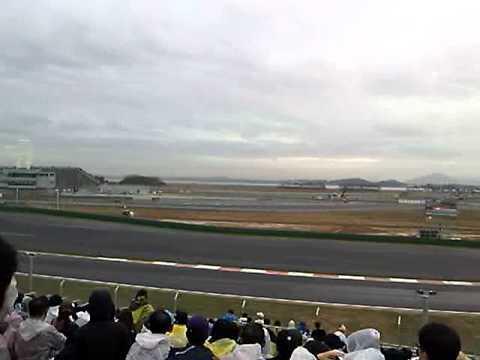 đua xe F1 Korea Grand prix 2010