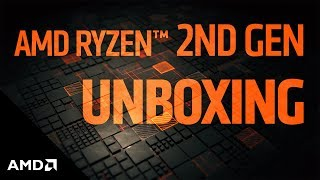 2nd Gen AMD Ryzen™ Processors: Unboxing