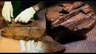 11.500 Jahre - Das Mysterium Der Ältesten HOLZSKULPTUR der Welt