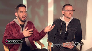 "Linkin Park On Their New Song ""Guilty All The Same"""