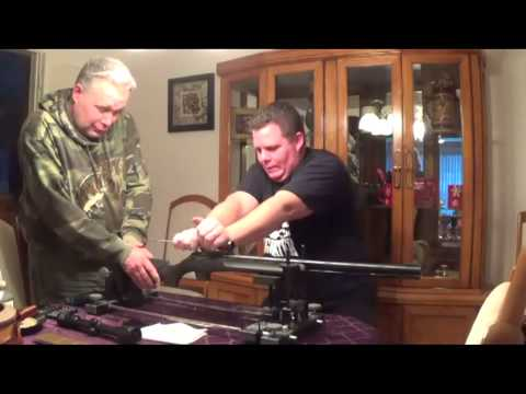 Thompson Center Arms Impact Muzzle Loader