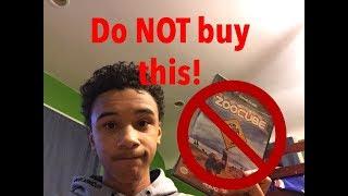 Do NOT buy zoocube