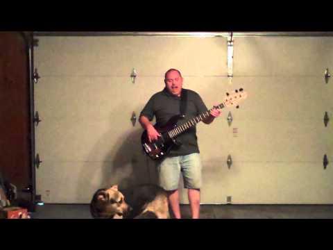 Sweet Jane bass play-along