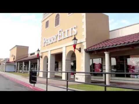 Viajes a los Outlet de San Antonio y Mc Allen, TX