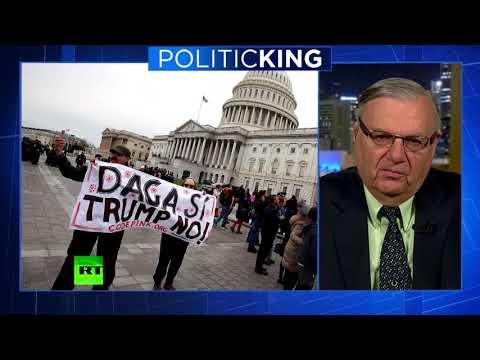 PoliticKing: переполох в Белом доме