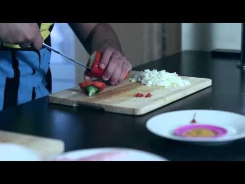 Кулинары - курица карри с рисом