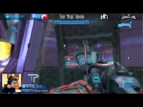 Halo MLG Trash Talk/Random Shenanigans Montage - Feat. Walshy, Tsquared, Zyos, Ninja, And More!