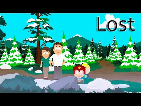 Spending Too Much Time In The Forest | South Park The Stick Of Truth Game