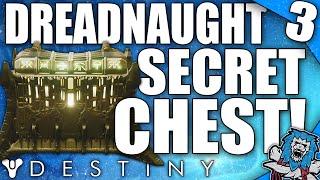 Destiny: Secret Chest #3 How To Open The