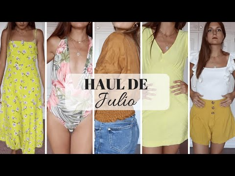 TRY ON HAUL | ZARA, SHEIN, OYSHO, AMALOA - Marilyn's Closet