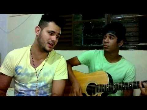 Bruno Rodriguez cantando você mudou