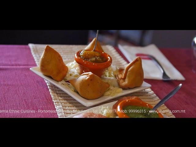 Samosa - Sharma Ethnic Cuisines