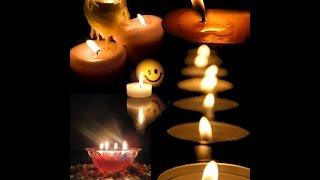 Ажурная свечка из воска своими руками! Изготовление свечей дома! Свечи для дома!(Изготовить свечку, да еще и ажурную, очень просто своими руками...!!! Свечи для дома очень хорошо украсят..., 2014-12-10T15:16:17.000Z)