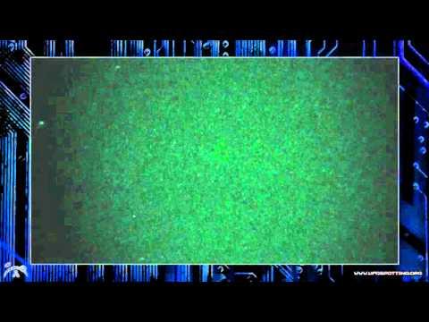 Flasher UFO or Satellite on Nightvision 12-10-2015