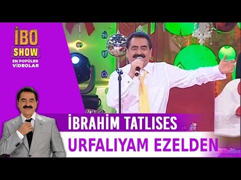 Urfaliyam Ezelden - İbrahim Tatlıses - Canlı Performans