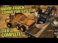 DUMP TRUCK CONVEYOR SYSTEM! | Gold Rush: The Game Let's Play Gameplay | S01E14