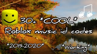 30+ *COOL* ROBLOX MUSIC ID CODES *WORKING* *2019-2020*