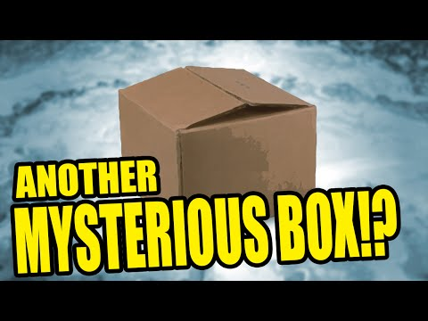 Stranded Deep | MYSTERIOUS BOX! |