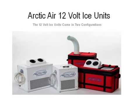 arctic air 12 volt air